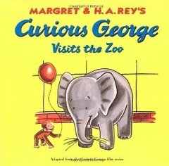 """<font title=""""Curious George Visits the Zoo (Paperback)"""">Curious George Visits the Zoo (Paperback...</font>"""
