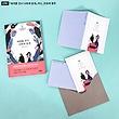 [유료500P]  카드 + 봉투 세트