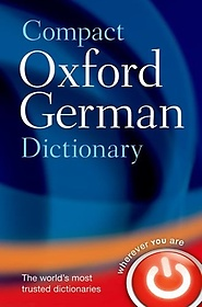 """<font title=""""Compact Oxford German Dictionary (Paperback)"""">Compact Oxford German Dictionary (Paperb...</font>"""