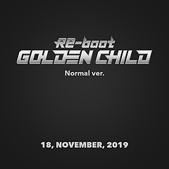 골든차일드(Golden Child) 1집 - Re-boot [Normal Ver.]