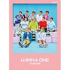 워너원(Wanna One) - 1X1=1(To Be One) [1st Mini Album][Pink Ver.]