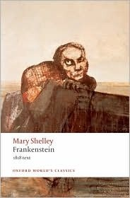 "<font title=""Frankenstein or The Modern Prometheus - Oxford World"