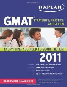 Kaplan GMAT 2011 (Paperback)