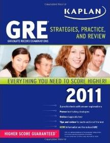 Kaplan GRE Exam 2011 (Paperback)