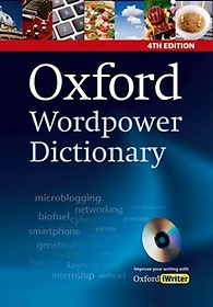 """<font title=""""Oxford Wordpower Dictionary (Paperback+CD/ 4th Ed.)"""">Oxford Wordpower Dictionary (Paperback+C...</font>"""