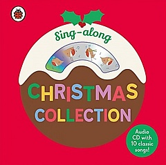 """<font title=""""Sing-along Christmas Collection : CD and Board Book (Package)"""">Sing-along Christmas Collection : CD and...</font>"""