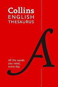COLLINS ENGLISH THESAURUS (Paperback)