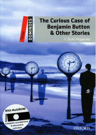 """<font title=""""Dominoes 3 : The Curious Case of Benjamin Button (Paperback + MultiROM)"""">Dominoes 3 : The Curious Case of Benjami...</font>"""