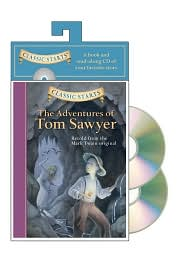 "<font title=""The Adventures of Tom Sawyer (Paperback+CD)"">The Adventures of Tom Sawyer (Paperback+...</font>"