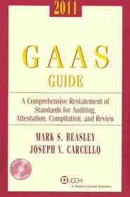GAAS Guide, 2011 + CD-ROM (Paperback)