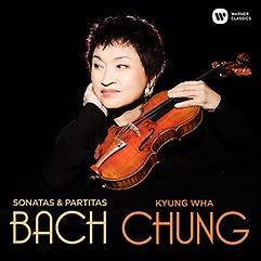 바흐: 무반주 바이올린 소나타와 파르티타 - 정경화