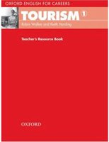 """<font title=""""Oxford English for Careers Tourism 1: Teacher"""