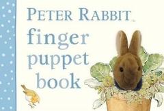 """<font title=""""Peter Rabbit Finger Puppet Book (Board book)"""">Peter Rabbit Finger Puppet Book (Board b...</font>"""