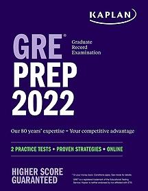"<font title=""GRE Prep 2022: 2 Practice Tests + Proven Strategies + Online (Paperback) "">GRE Prep 2022: 2 Practice Tests + Proven...</font>"