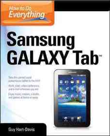 "<font title=""How to Do Everything Samsung Galaxy Tab (Paperback)"">How to Do Everything Samsung Galaxy Tab ...</font>"