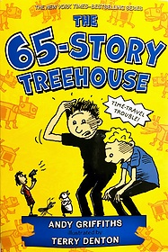 """<font title=""""The 65-story Treehouse (Paperback / Reprint Edition)"""">The 65-story Treehouse (Paperback / Repr...</font>"""