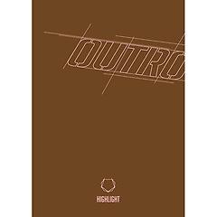 하이라이트(Highlight) - OUTRO [스페셜 앨범][B ver.]