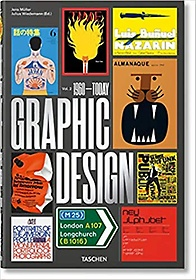 "<font title=""The History of Graphic Design. Vol. 2, 1960-Today (Hard Cover)"">The History of Graphic Design. Vol. 2, 1...</font>"