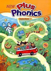 NEW Plus Phonics - B Student Book