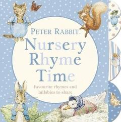 "<font title=""Peter Rabbit: Nursery Rhyme Time (Hardcover)"">Peter Rabbit: Nursery Rhyme Time (Hardco...</font>"
