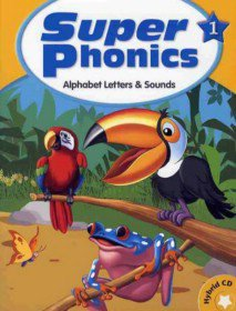 "<font title=""Super Phonics 1 : Studentbook (Paperback+ CD:2)"">Super Phonics 1 : Studentbook (Paperback...</font>"