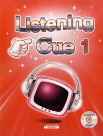 Listening Cue 1 : Studentbook (Paperback+ CD+ Workbook)
