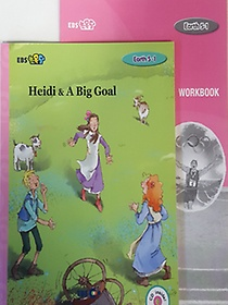 """<font title=""""[EBS 초등영어] EBS 초목달 Earth 5-1 세트 Heidi & A Big Goal"""">[EBS 초등영어] EBS 초목달 Earth 5-1 세트...</font>"""