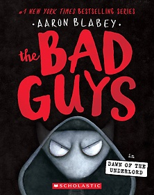 """<font title=""""The Bad Guys #11: The Bad Guys in the Dawn of the Underlord (Paperback)"""">The Bad Guys #11: The Bad Guys in the Da...</font>"""