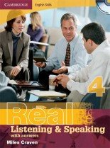 "<font title=""Cambridge English Skills Real Listening And Speaking 4 With Answers And Audio Cd (Paperback / Paperback+CD)"">Cambridge English Skills Real Listening ...</font>"