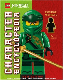 """<font title=""""Lego Ninjago Character Encyclopedia New Edition: With Exclusive Future Nya Lego Minifigure (Hardcover)"""">Lego Ninjago Character Encyclopedia New ...</font>"""