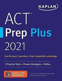 "<font title=""ACT Prep Plus 2021: 5 Practice Tests + Proven Strategies + Online (Paperback)"">ACT Prep Plus 2021: 5 Practice Tests + P...</font>"