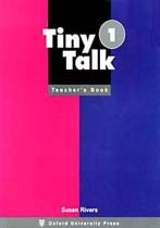 Tiny Talk 1 : Teacher's Book (Paperback/ 영문판)