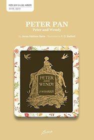 "<font title=""PETER PAN Peter and Wendy : 어른이 되어 다시 읽는 세계 문학"">PETER PAN Peter and Wendy : 어른이 되...</font>"