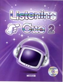 Listening Cue 2 : Studentbook (Paperback+ CD+ Workbook)