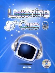 "<font title=""Listening Cue 3 : Studentbook (Paperback+ CD+ Workbook)"">Listening Cue 3 : Studentbook (Paperback...</font>"