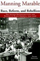 """<font title=""""Race, Reform, and Rebellion: The Second Reconstruction and Beyond in Black America, 1945-2006 (Paperback/ 3rd Ed.) """">Race, Reform, and Rebellion: The Second ...</font>"""