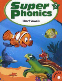 "<font title=""Super Phonics 2 : Studentbook (Paperback+ CD:2)"">Super Phonics 2 : Studentbook (Paperback...</font>"