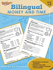 "<font title=""Bilingual Money & Time (Paperback/ Student) "">Bilingual Money & Time (Paperback/ Stude...</font>"