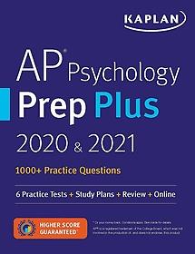 """<font title=""""Ap Psychology Prep Plus 2020 & 2021 (Paperback)"""">Ap Psychology Prep Plus 2020 & 2021 (Pap...</font>"""