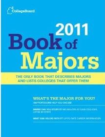 Book of Majors 2011 (Paperback)