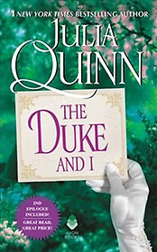 "<font title=""The Duke and I (Paperback / Reprint Edition)"">The Duke and I (Paperback / Reprint Edit...</font>"