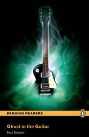"""<font title=""""Ghost in the Guitar : Penguin Readers, Level 3 (Paperback+CD)"""">Ghost in the Guitar : Penguin Readers, L...</font>"""