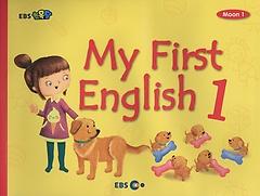 """<font title=""""[EBS 초등영어] EBS 초목달 Moon 1 - My First English 1"""">[EBS 초등영어] EBS 초목달 Moon 1 - My Fi...</font>"""