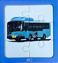 버스 (6조각)