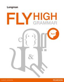 Longman Fly High Grammar Run 1