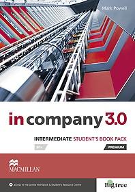"<font title=""In Company 3.0 Intermediate Level Student"