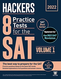 """<font title=""""2022 Hackers 8 Practice Tests for the SAT Volume 1"""">2022 Hackers 8 Practice Tests for the SA...</font>"""