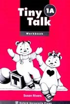 Tiny Talk 1A : Workbook (Paperback)