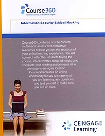 """<font title=""""Course360 Certified Ethical Hacking Printed Access Card (Paperback)"""">Course360 Certified Ethical Hacking Prin...</font>"""