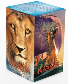 """<font title=""""Chronicles of Narnia Movie Tie-in Box Set (Paperback:7)"""">Chronicles of Narnia Movie Tie-in Box Se...</font>"""